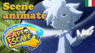 Ape Escape Move - Tutte le scene animate [PS3 - ITA]
