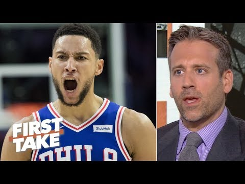 Ben Simmons doesn't deserve a max contract… right now – Max Kellerman   First Take
