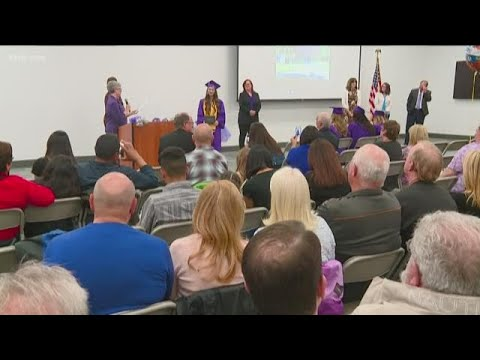 Booth Marian Pritchett High School celebrates final graduation from historic Boise campus
