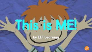 Kids Body Parts Song - This is ME! by ELF Learning