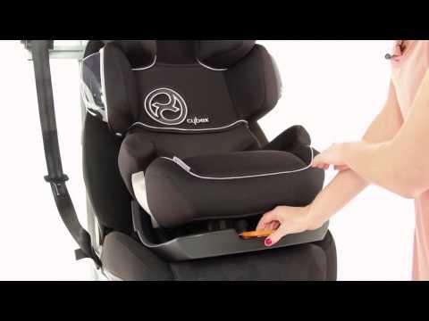 Cybex Pallas 2 Fix Car Seat  Kiddicare