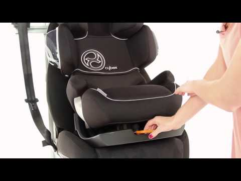 Cybex Pallas 2 Fix Car Seat  Kiddicare