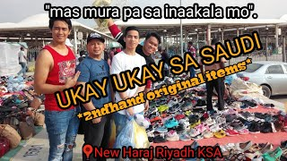UKAY-UKAY SA SAUDI  - NEW HARAJ RIYADH (footwear) ep.01