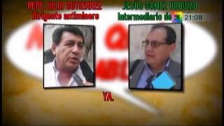 Tía María: conversaciones entre Pepe Julio Gutiérrez y el abogado José Gómez Urquizo