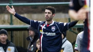 Rocco Quinn First Goal, Motherwell 3-2 Ross County, 08/12/2012