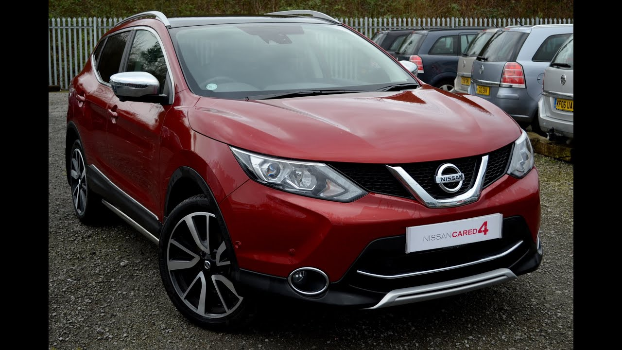 Wessex garages demo nissan qashqai tekna dci at hadfield for Garage nissan qashqai