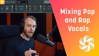 Mixing Pop and Rap Vocals | iZotope Tutorial