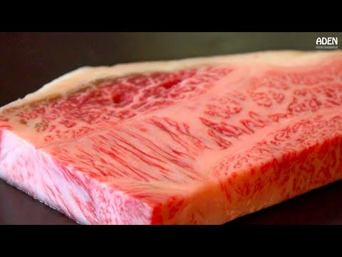 Rare Iwate Steak - Food in Japan