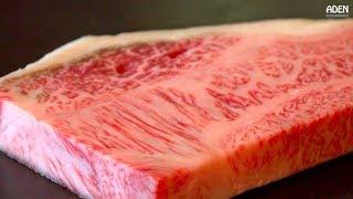 Rare Iwate Steak - Japanese Teppanyaki