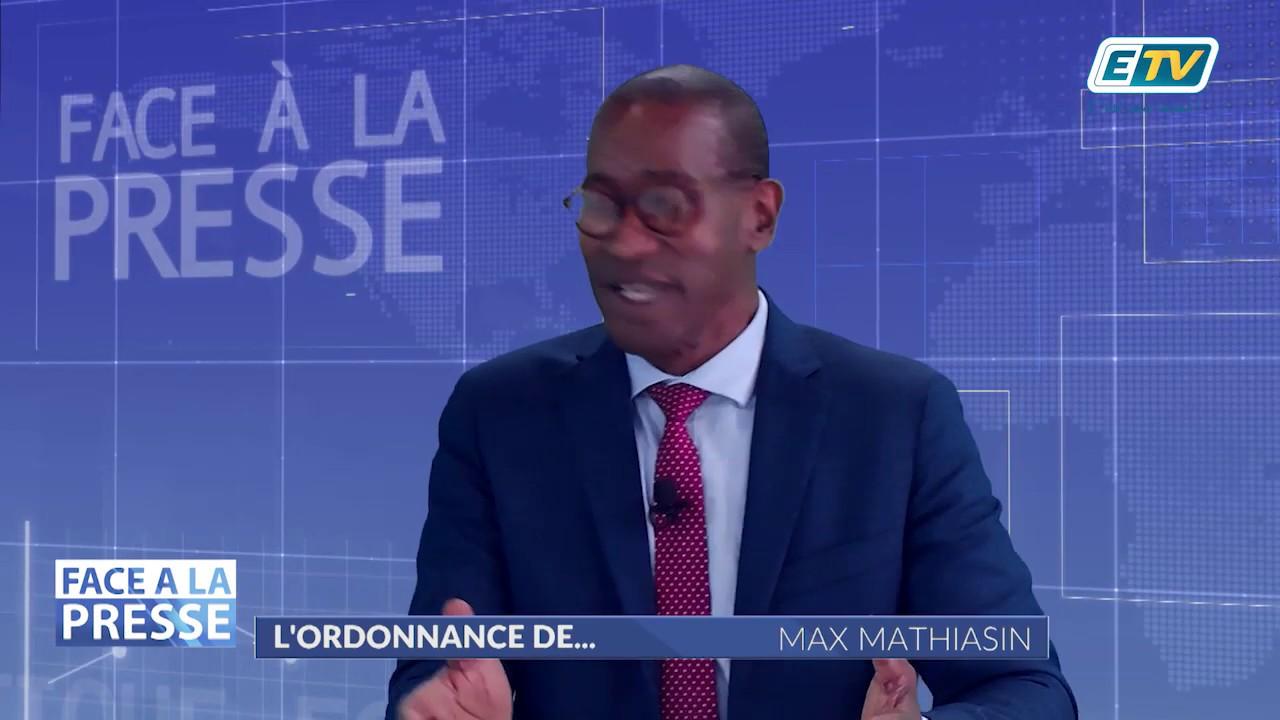 Face à la presse avec Max MATHIASIN - Partie 2