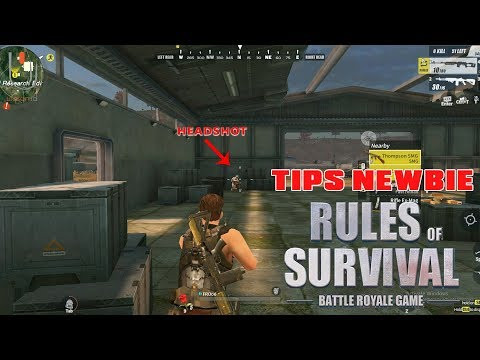 Tips Main Rules of Survival #Ulastips #Games #Newbie