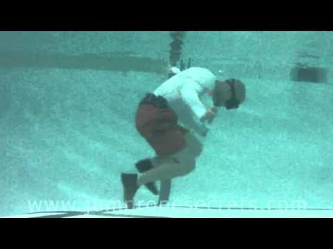 Guinness World Records Underwater Jump Rope Record