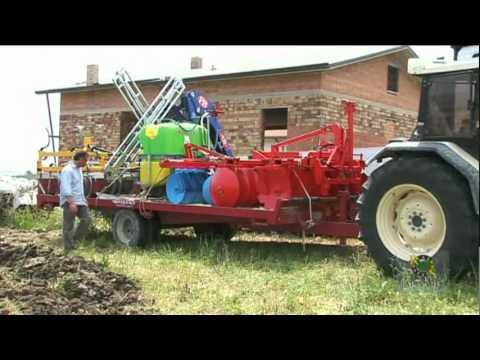 Rapisarda macchine agricole youtube for Porrini macchine agricole