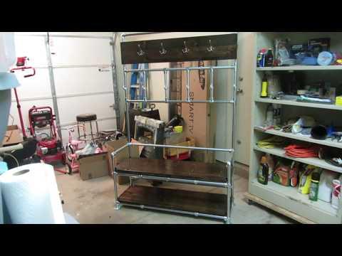 my-steeltek-entryway-coat-rack