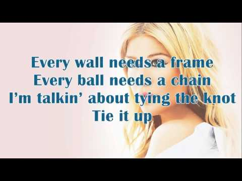 Download Kelly Clarkson - Tie It Up Lyrics On Screen HD (NEW 2013 SONG)