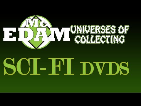 Mcedam Universe of Collecting: DVDs - Sic-Fi