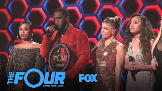 Diddy Announces The Winner | Season 1 Ep. 6 | THE FOUR