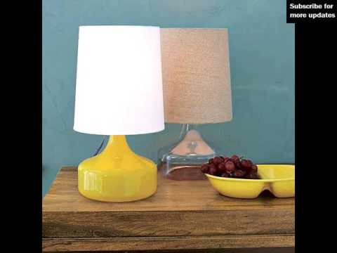 Modern glass table lamp table lamps desk lamps youtube modern glass table lamp table lamps desk lamps aloadofball Gallery