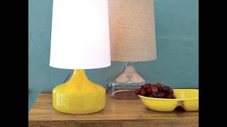 Modern Glass Table Lamp Table Lamps, Desk Lamps