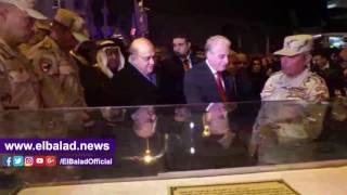 وزير السياحة:نسعى للتكامل العربي..وسفير الكويت:'شرم الشيخ' بلد السلام والأمان'..فيديو وصور