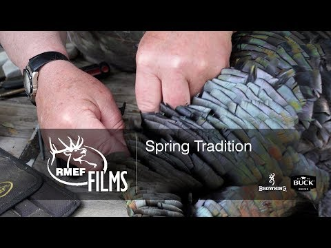 Spring Tradition - A Texas Turkey Hunt