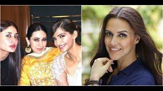 Karisma Kapoor Wants Sonam Kapoor As Her Bhabhi...