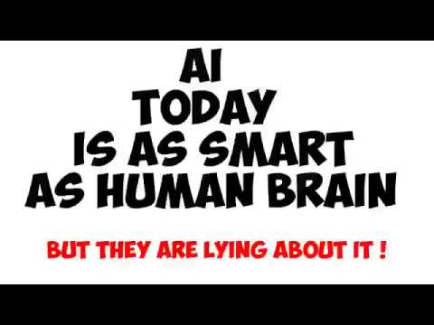 How smart is today's artificial intelligence? from YouTube · Duration:  59 seconds