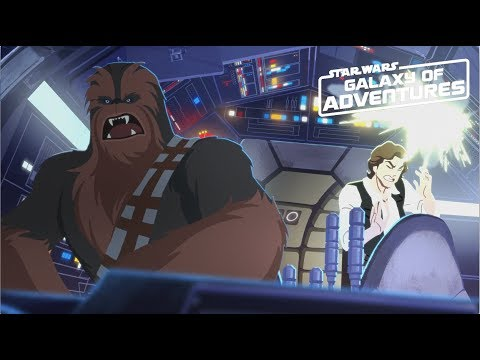 Galaxy of Adventures   Chewbacca – The Trusty Co-Pilot