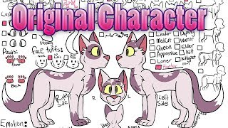 How to Make a Warrior Cats OC!
