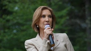 Carly Fiorina Goes On The Offensive Against Donald Trump