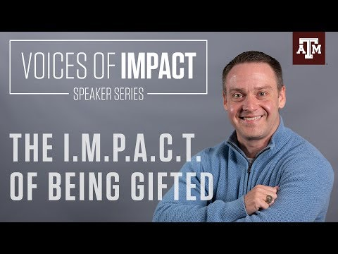 The I.M.P.A.C.T. of Being Gifted
