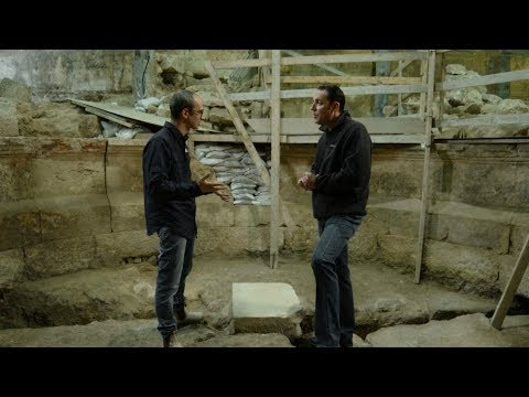 The Watchman Episode 85: Stunning New Western Wall Excavation Reveals Roman Theatre