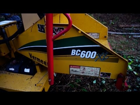 Renting The Wood Chipper Warning:Shaky Footage