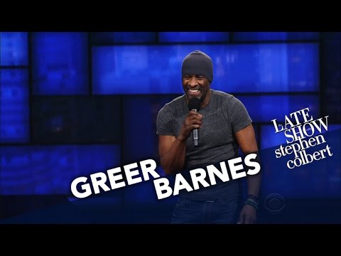 Greer Barnes Performs Standup