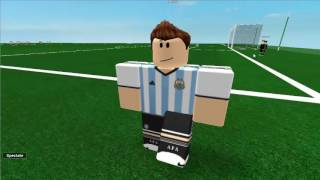 Argentine narrators mourn in penalties against Holland / Roblox Recreation