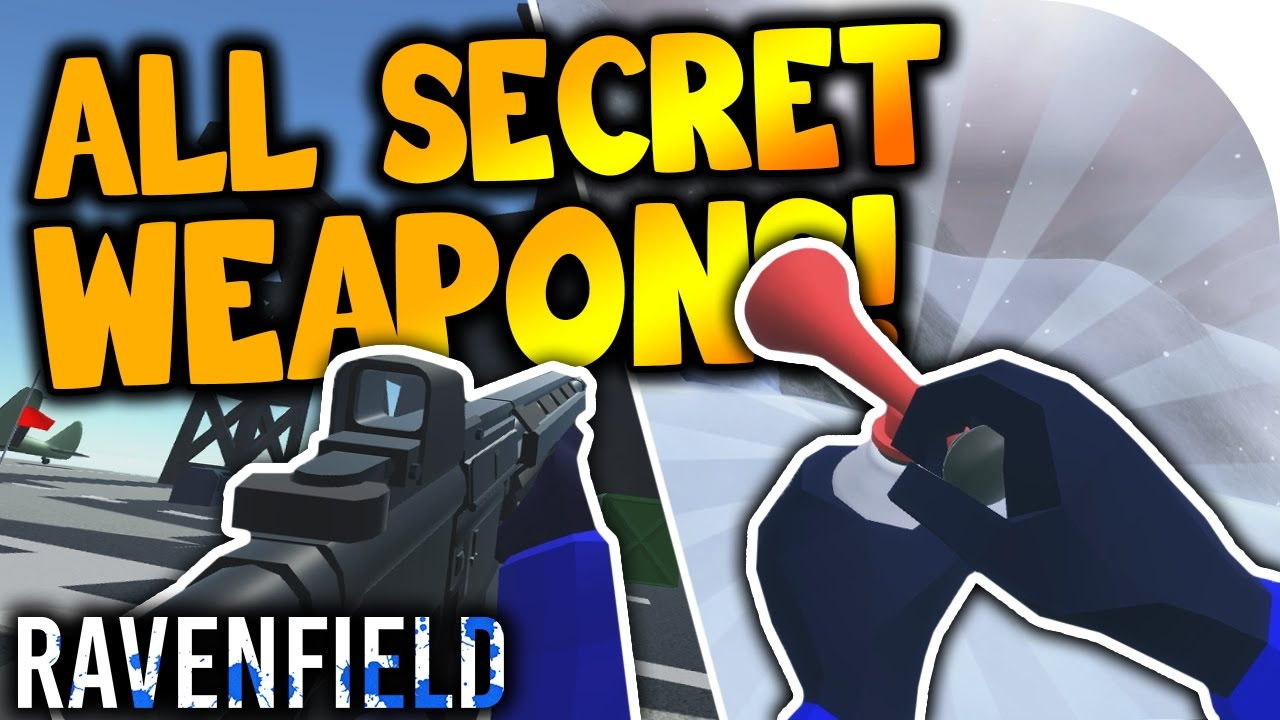 ravenfield beta 7 secret weapons