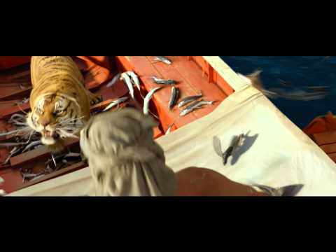 Life of Pi - 'Flying Fish' Clip - In Cinemas Now