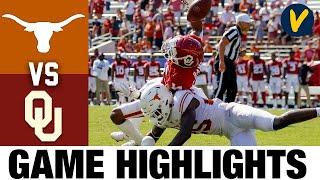 #22 Texas Vs Oklahoma Highlights | Week 6 2020 College Football Highlights