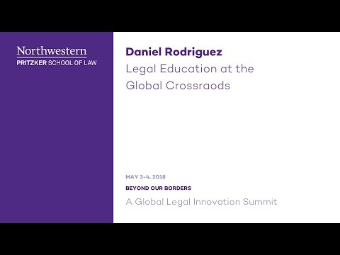 Legal Education at the Global Crossroads   Beyond our Borders