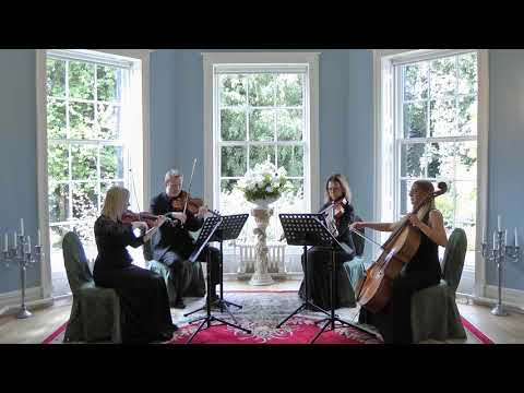 A Little Fall Of Rain (Les Misérables) Wedding String Quartet