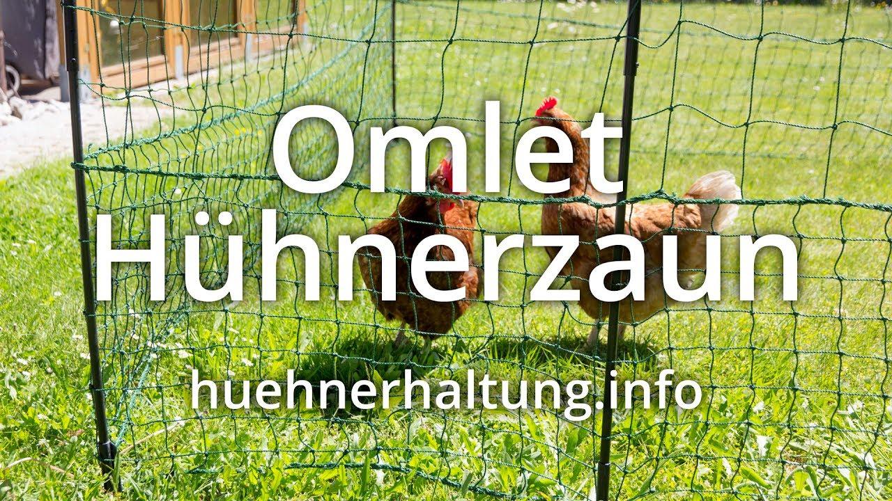 Omlet Hühnerzaun