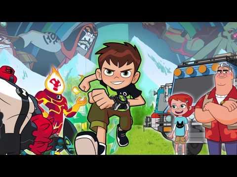 Ben 10: Alien Race | DOWNLOAD NOW! | Cartoon Network