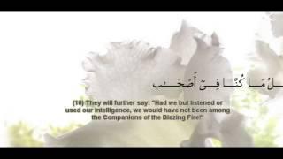 Hosam Helal - Surat Al Mulk thumbnail
