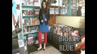 Spring/Summer Trend Lookbook: Episode 2: COLOURS for 2012 and 2013.II Clothed For Winter Thumbnail