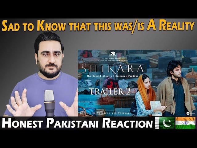 Pakistani Reaction on Shikara   Official Trailer 2   IAmFawad