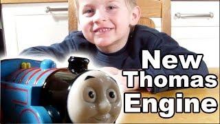 Brio Wooden Railway System - New Thomas For Ash / Brio Holzeisenbahn - Neuer Thomas Für Ash