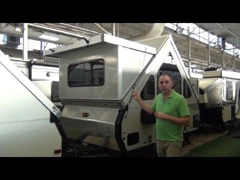 Video Blog 8 | 2016 Aliner LXE Pop-Up Camper