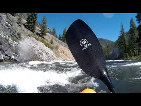 Middle Fork Salmon River Trip 2017