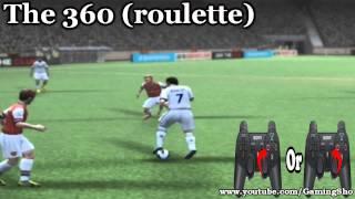FIFA 13 PS2 Tricks & Skills Tutorial HD