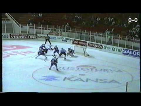 Throwback Sunday: TPS - HPK vuodelta 1993
